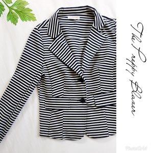 Kendar Striped Blazer